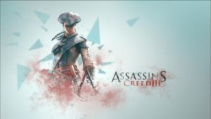 Assassin's Creed Liberation - Wallpaper 1920x1080 by Greev