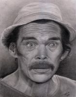 Don Ramon by Milena2011