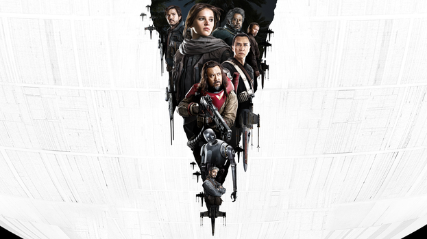 Rogue One Wallpaper (IMAX poster 1) by Spirit--Of-Adventure