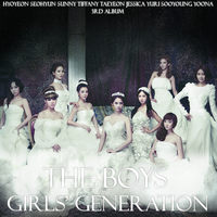 SNSD - The Boys by J-Beom