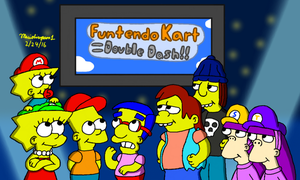 Funtendo Kart Tournament by MarioSimpson1