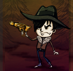 TWD: Don't Starve - Carl Grimes by lupienne
