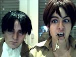 Really accurate Ereri. by Ananaslala