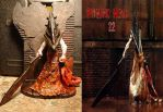 Pyramid Head movie figurine by pyramidhead22