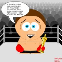 REQUEST FOR BOXINGGLOVEHANDS! A DREAM COME TRUE!!! by MAGANNEAL