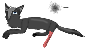 Cinderpelt (100 Warriors Challenge) by TheSlendermanIsHere