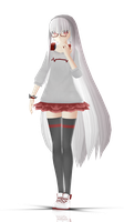 - MMD NC - Sukone Tei by NoUsernameIncluded
