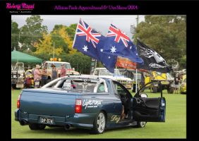 Albion Park Agriculture and Ute Show 2014 by RivieraVisual