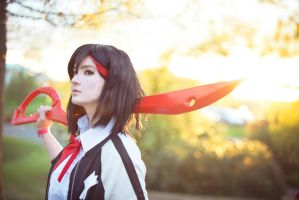 Kill la Kill - Destiny by FlaminGay