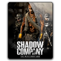 Shadow Company the Mercenary War Icon3 by dylonji