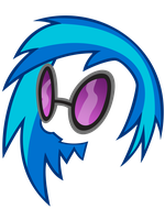 Invisible Vinyl Scratch by JJBanton