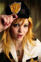 PSG - Officer Anarchy by celia-rose