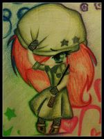 5-31-6   Little Toy Soldier by LillianAStorm