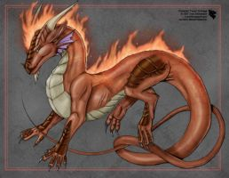 Fire God - Revisited by Ulario