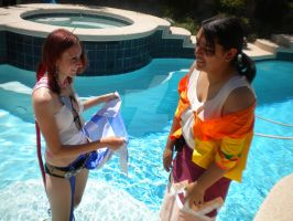 It's just water by kairi-costumes