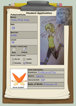 PokeInstitute App: Val by CaptainAsche