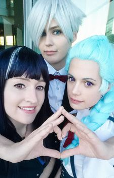 Death Parade ID by YamaCos