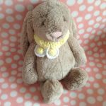 Sir Eggsalot Jellycat Bunny by MadameWario
