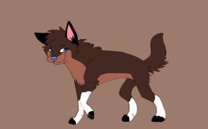 Roux- KCyote create a wolf by RouxWolf