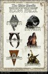 The Elder Scrolls - Icon Pack by blakegedye