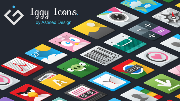 Iggy Icons for Android by tari7