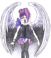 Another angel by kirsay
