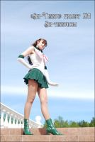 Sailor Jupiter. by Vaishravana