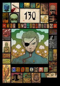 Cover 130 3 by Nikkarin