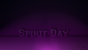 Spiritday - Wall by At-MsUpload