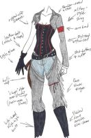 MISCcd - Plasmatic Cowgirl by LoveLiesBleeding2
