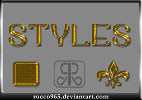 Styles 703 by Rocco 965 by Rocco965