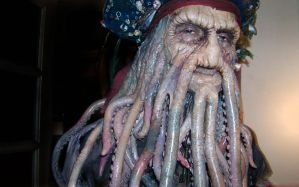 Davy Jones Halloween 2009 by arcitenens