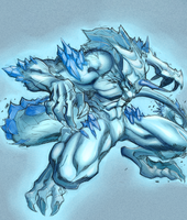 David Grier's Ice Demon by Duranial