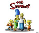 The Simpsons by Dee-Artist