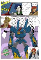 Megas XLR: High Beams by surfersquid