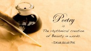 Edgar Allan Poe Quote by RSeer