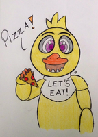 PIZZA! by punkboyzjma