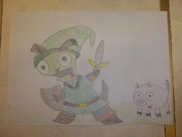 The Legend of Gir by extraphotos