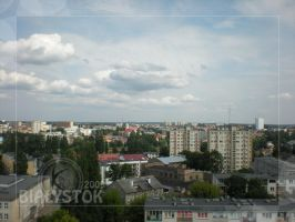Bialystok from the top 4... by sinparadox
