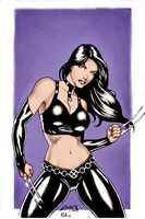 X-23 by arissuparmanart