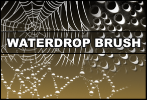 Waterdrop brush by Faeth-design