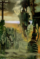 Fallout 3 Wallpaper 3 by Harty73