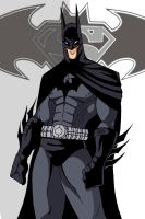BATMAN by Magical-Dreamers