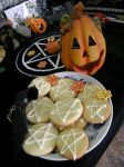 Samhain Cookies by Wilhelmine