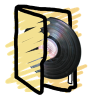 Music folder icon by Obinoobie