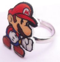 Mario Ring by MicheeMee