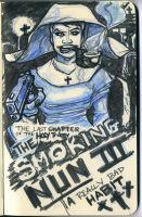 THE SMOKING NUN PART 3 by HUMPHREYSIR