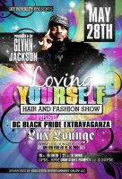 DC Black Pride Flyer by AnotherBcreation
