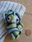 Baby Cthulhu - SOLD by Mel2DaIssa