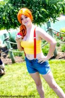 ColossalCon 2015 - Misty 1 by VideoGameStupid